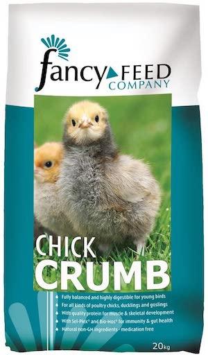 Fancy Feed Chick Crumb