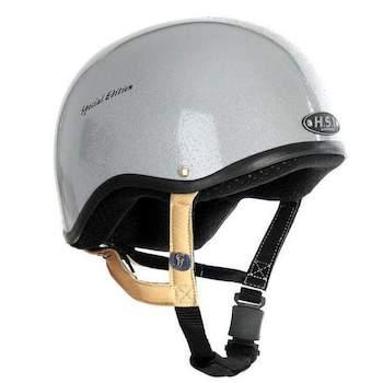 Gatehouse HS1 Jockey Skull Helmet