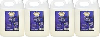 Golden Swan White Vinegar, 5 Litre x 4