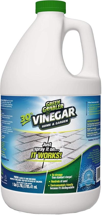 Green Gobbler 30% Eco Friendly Cleaning Vinegar