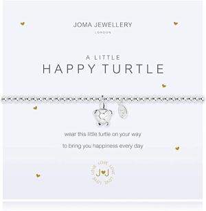 Happy Turtle Bracelet