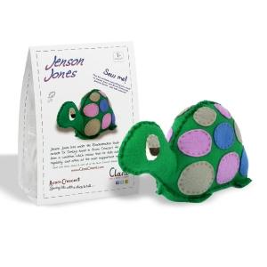 Felt Tortoise Sewing Kit