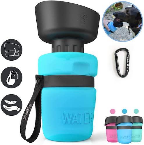 lesotc Dog Water Bottle