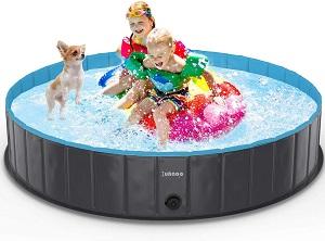 lunaoo Foldable Dog Pool