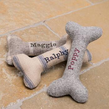 Mutts & Hounds Personalised Dog Bone Toys