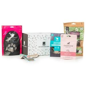 Natural Dog Treats Gift Set 100% Grain Free