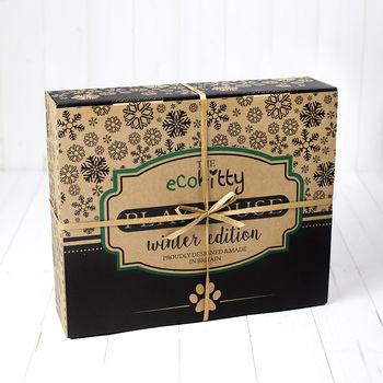 Ecokitty Christmas Catnip Hamper