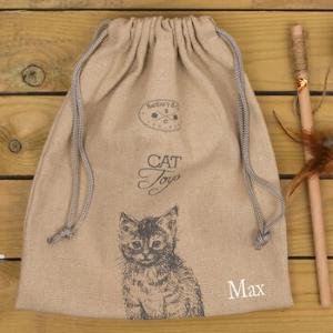 Noah's Ark Luxury Cat Toy Goody Bag