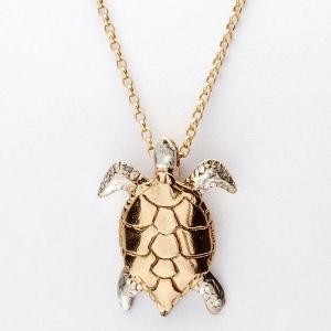 Simon Kemp Turtle Pendant