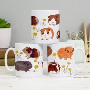 Guinea Pig Ceramic Mug