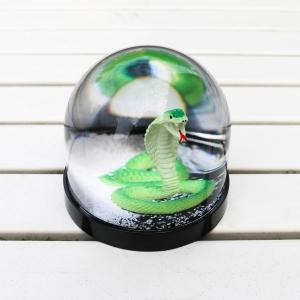 Snake Snow Globe