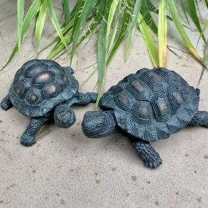Tortoise Garden Sculptures
