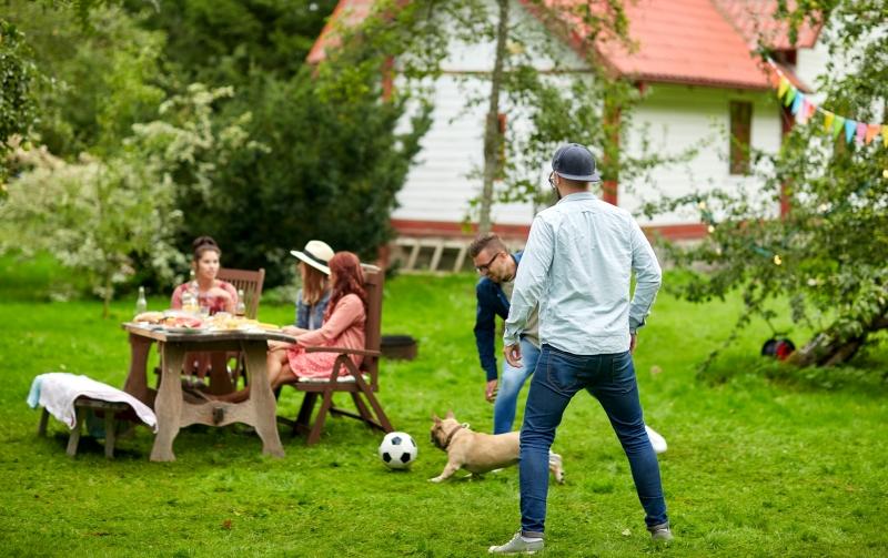 can you play in the garden during coronavirus lockdown