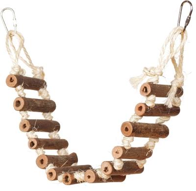 Prevue Henrdyx Naturals Rope Ladder Toy