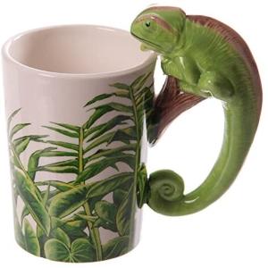 Puckator Chameleon Mug