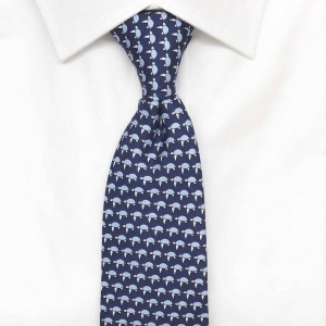 Men's Sea Turtle Silk Tie