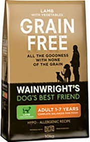 Wainwright's Adult Complete Wet Dog Food Mixed Variety Trays