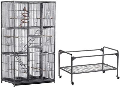 Yaheetech 3 Tier Animal Cage
